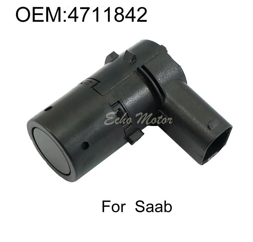 4711842 5266523 coche de reserva del estacionamiento del sensor inversa PDC adapta a Saab 9-5