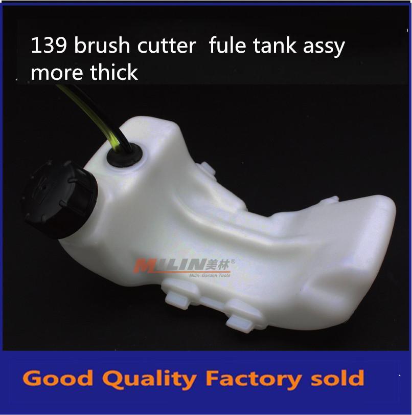 139 40-5 BG430 GX35 Freischneider Fule Tank Assy dicker gute Qualität mit kostenlosem Versand Gebühr