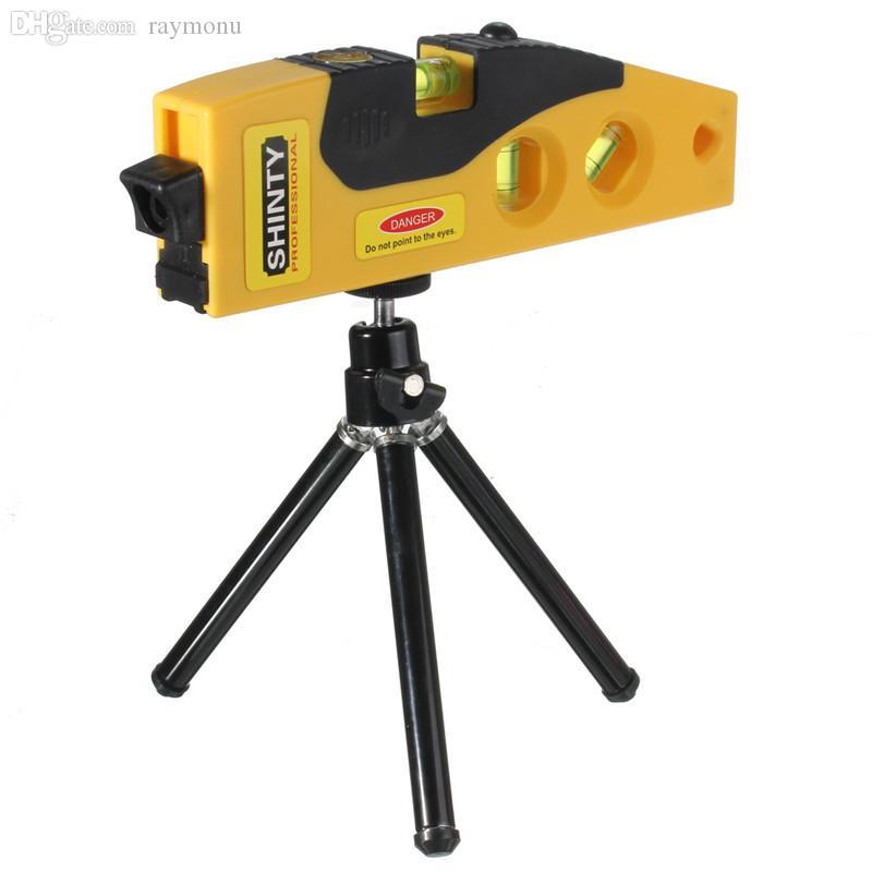 Wholesale-haute qualité pour les niveaux de laser de cross-ligné Mesurez l'outil avec l'outil de trépied rotatif laser Niveau d'esprit Nouvelle arrivée