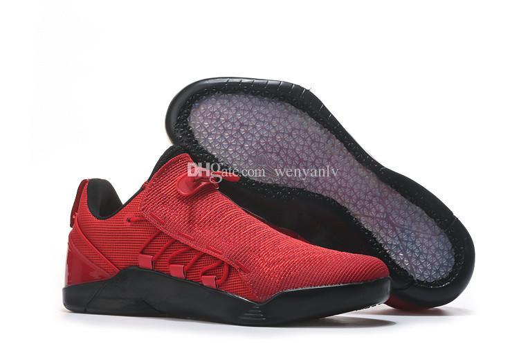 Black Kobe AD NXT Running Shoes