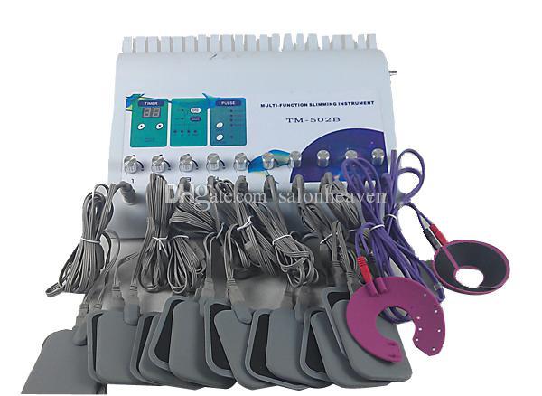 جودة عالية محمولة EMS الأشعة تحت الحمراء الكهربائية الحالية الكهربائية EMS مشجعا العضلات عشرات EMS آلة اللياقة البدنية وفقدان الوزن