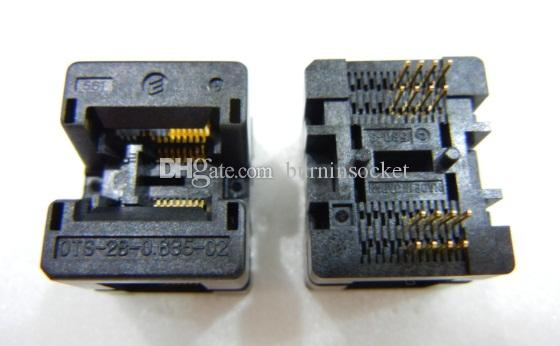 Enplas OTS-16 (28) -0.635-02 tssop16pin 0.635mmpitch IC Testi Yanık-In LOKMA