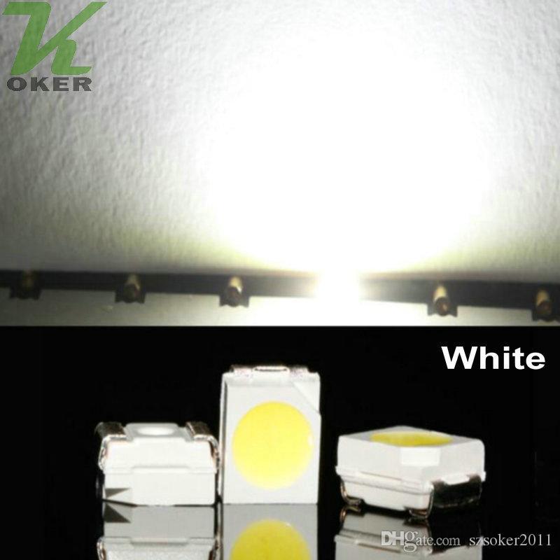 10000pcs / reel Mit PLCC-2 SMD 3528 (1210) LED Lampe Dioden Ultra Helle SMD3528 1210 SMD LED Kostenloser versand