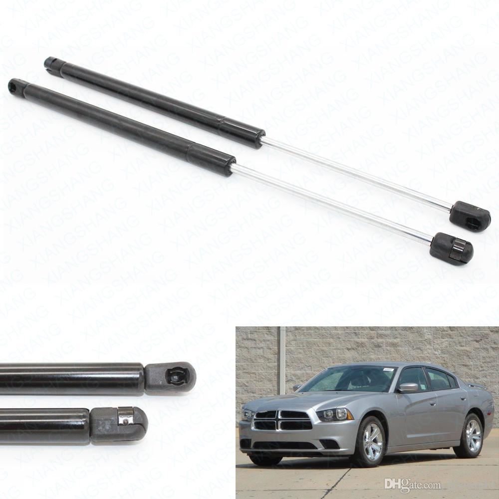 2pcs portellone portellone posteriore Porta del tronco Gas Support Ascensore addebitato per 2006-2007 2008 2009 2010 2011 2012 2013 2014 Dodge Charger