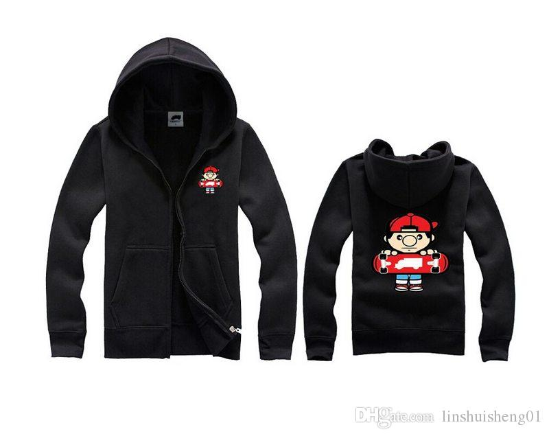 Cool design Men's Cotton Trukfit Hoodies and Sweatshirts hip hop fashion trukfit hoody Pullover for men hoodies Hot!!