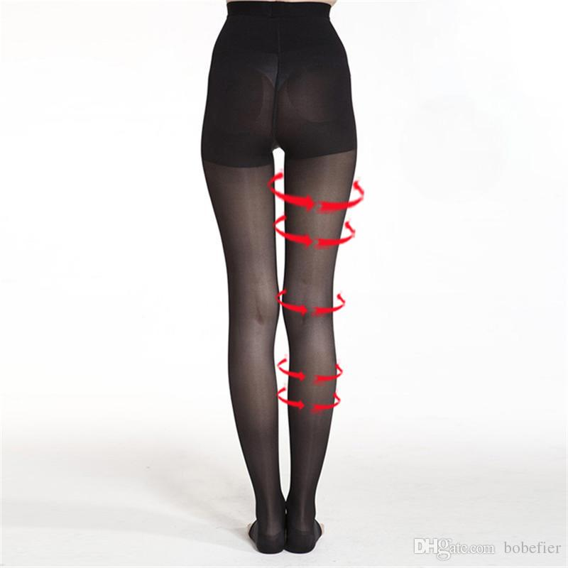 69789e2ac76c5f Top Quality Anti Varicose Veins Medical Compression Pantyhose Tights Women  280D 480D meia calca collant Femme Sexy Stockings