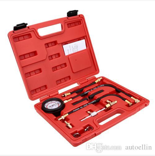 فراغ عالمي testerfuel مضخة gaugefuel مضخة تستر سيارة شاحنة أداة ، أدوات صيانة المركبات المهنية