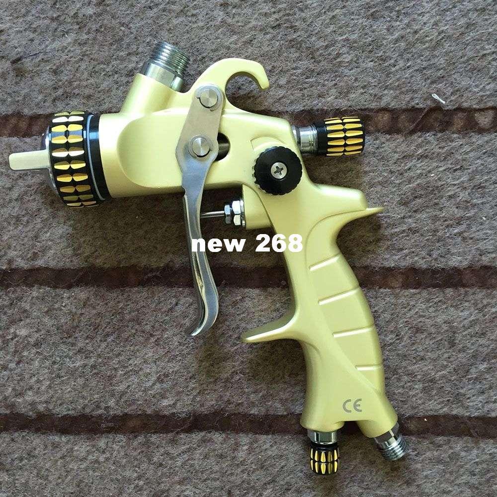 SAT1215-A pistole a spruzzo regolabili per la regolazione della pressione dell'aria per la verniciatura automatica dell'auto