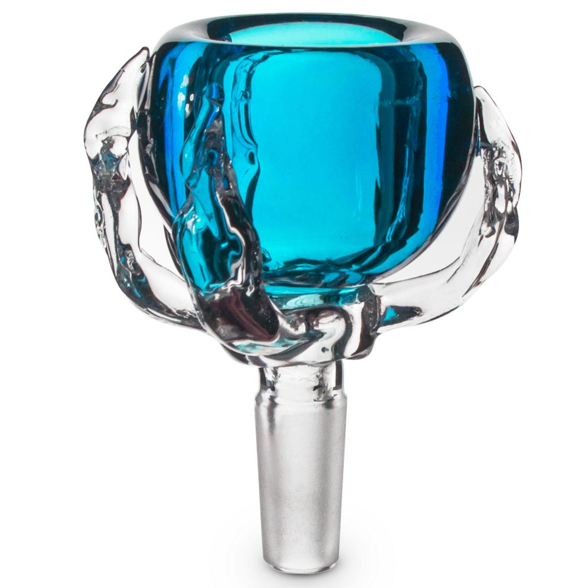 Formax420 10mm Dragon Claw Design Bicchieri in vetro Accessori in vetro Cinque colori disponibili 5 schermi gratuiti Spedizione gratuita