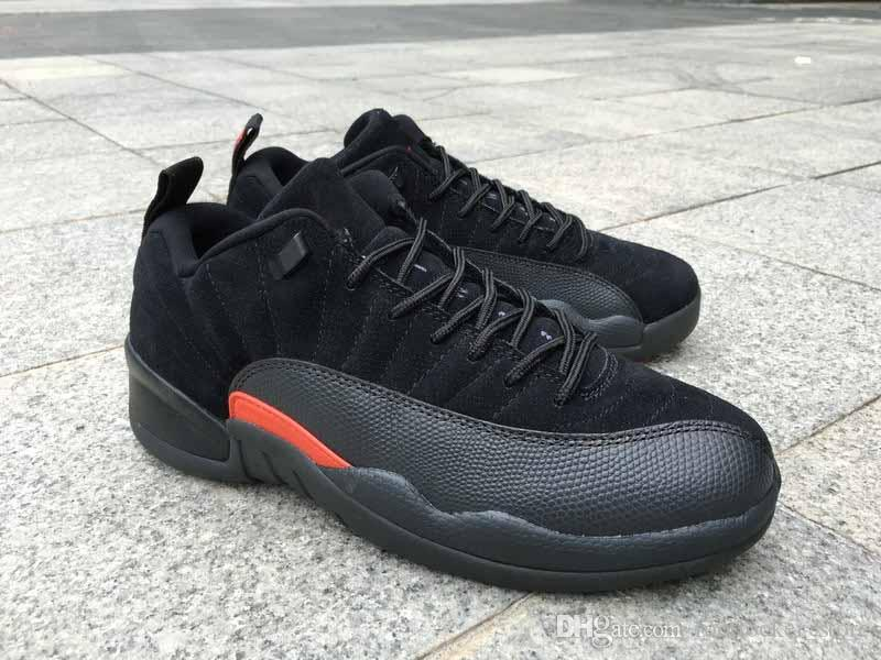 Basketball Shoes 12s 12 Taxi 12s Low