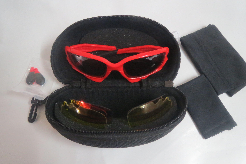 new men Sunglasses Bicycle Cycling Eyewear Glasses Sport UV400 3 Lens women Sunglasses Lens Goggles 22 Colors