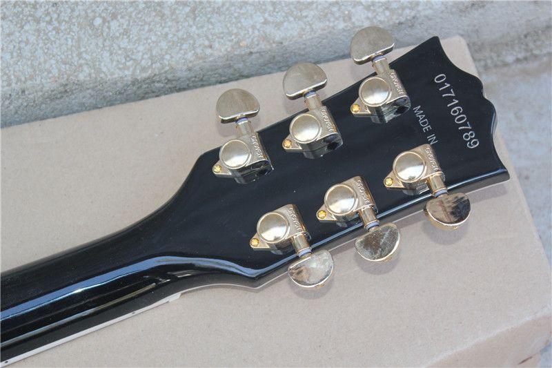 ALLNEWSG custom large rocker electric guitar pickups golden black ...