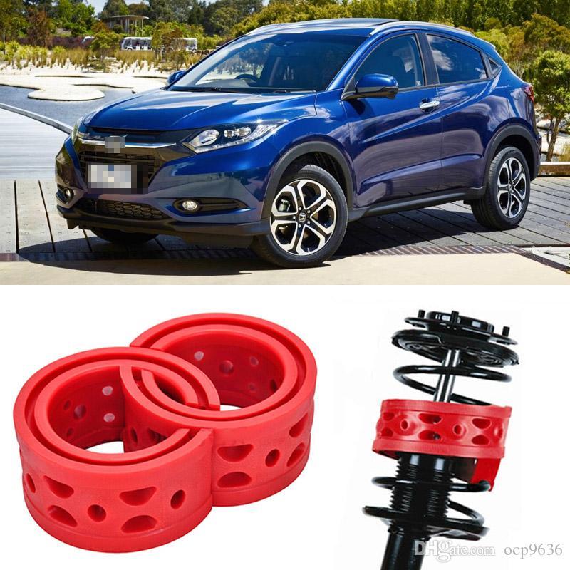 2шт супер мощность задний автомобиль авто амортизатор Весна бампер мощность подушки буфер специальный для Honda HRV