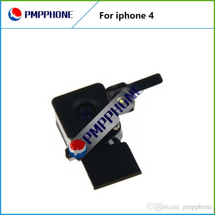 Gut Qualtiy für Iphone 4 4G 500MP Zurück Rear-Kamera mit Blitzersatzteil mit dem Freeshipping