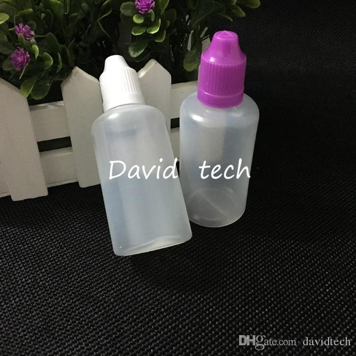 Freie Verschiffen PE Flüssigkeit Flasche, Plastikflasche, e Flüssigkeit Flasche, Augentropfflasche, 2,000pcs 50ml Tropfflasche mit Kindergesicherte Cap