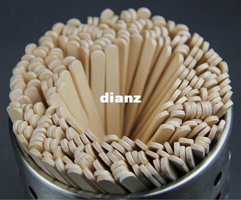 1000 pz / lotto 14 cm agitatori caffè monouso in legno naturale SPESSI bastoncini in legno Caffetteria forniture caffè
