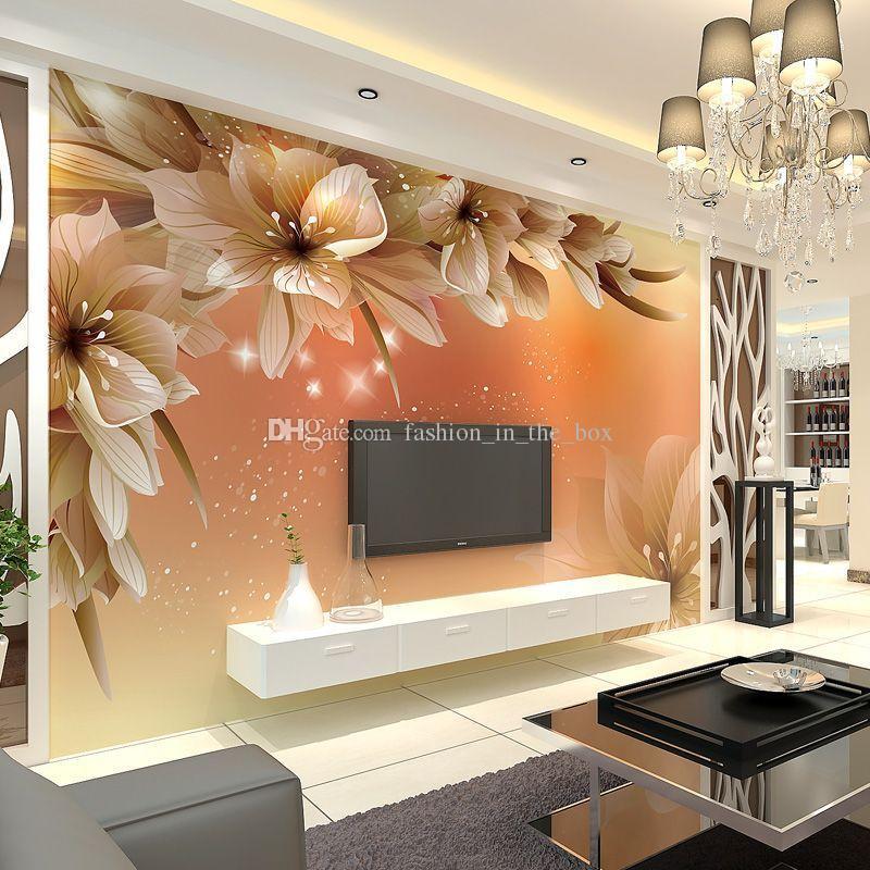 Elegant Flowers Photo Wallpaper