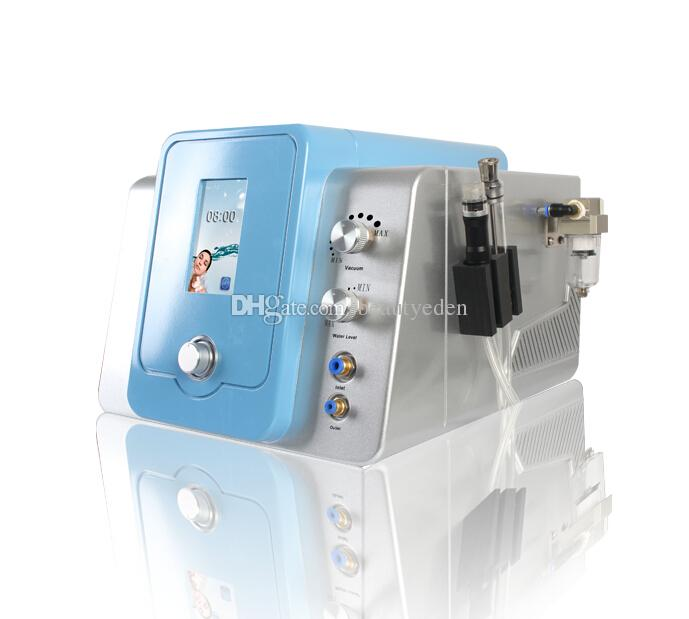 2 in 1 hydro dermabrasion water dermabrasion machine professional diamond microdermabrasion machine for face care with 10 sets of hydro tips