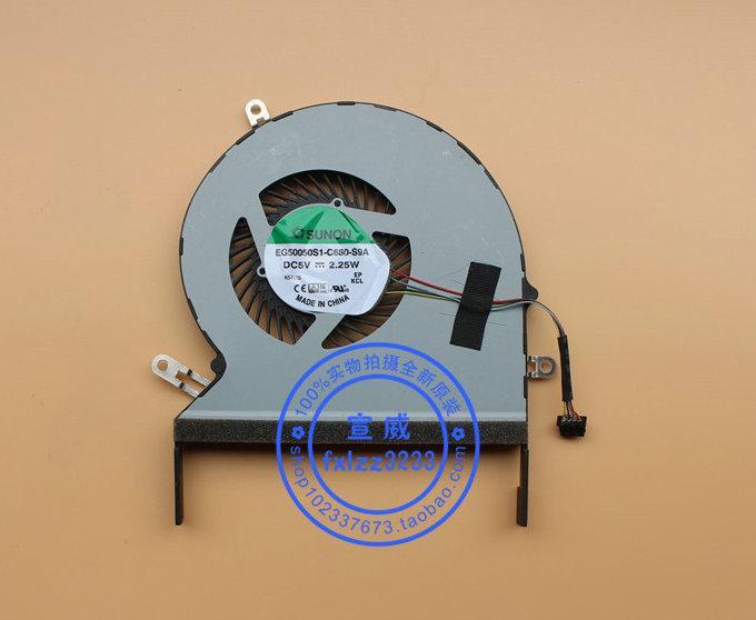 New original Laptop cooling fan Sunon EG50050S1-C680-S9A DC5V 2.25W