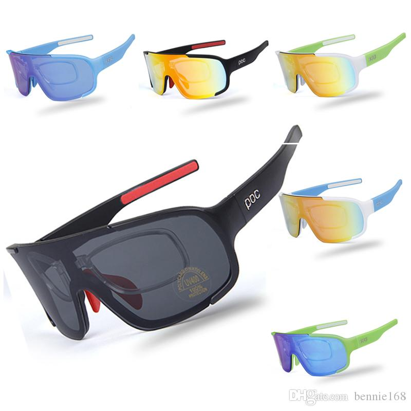 UV Protection HD Cycling Eyes Wearing Outdoor Men Women Sport Sunglasses Comfortable Windproof Impact-resistant Eye Protector for Running