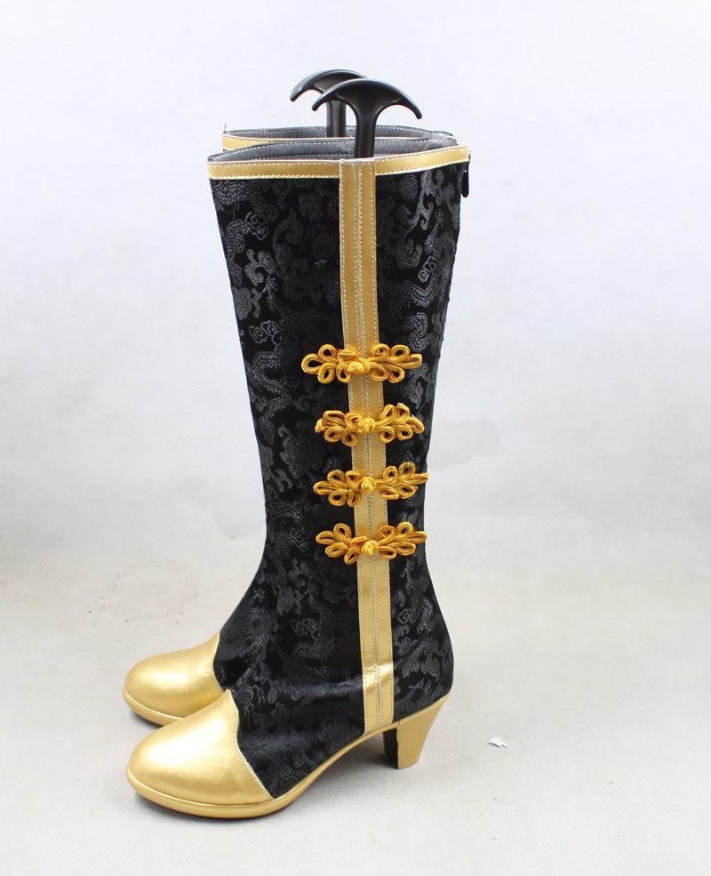 NEW 아름다운 COS Lovelive! 사랑해! Kousaka Honoka Boots 코스프레 의상 액세서리 신발 맞춤형 고품질 할로윈