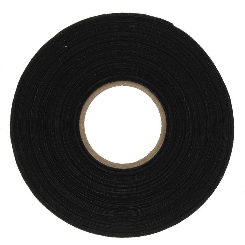 anti wear adhesive cloth fabric tape cable looms wiring harness us 1 x fabric tape