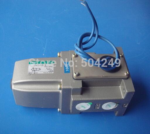 FS1-02-3 Valve 100V