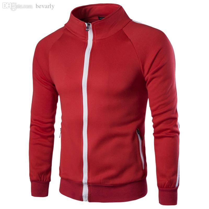 الجملة 2016 رجل جديد هودي عارضة النوع الثقيل الرجال العلامة التجارية بدلة رياضية 4color الصوف هوديي سترة الرجال الرجال الملابس الرياضية هوديي البلوز