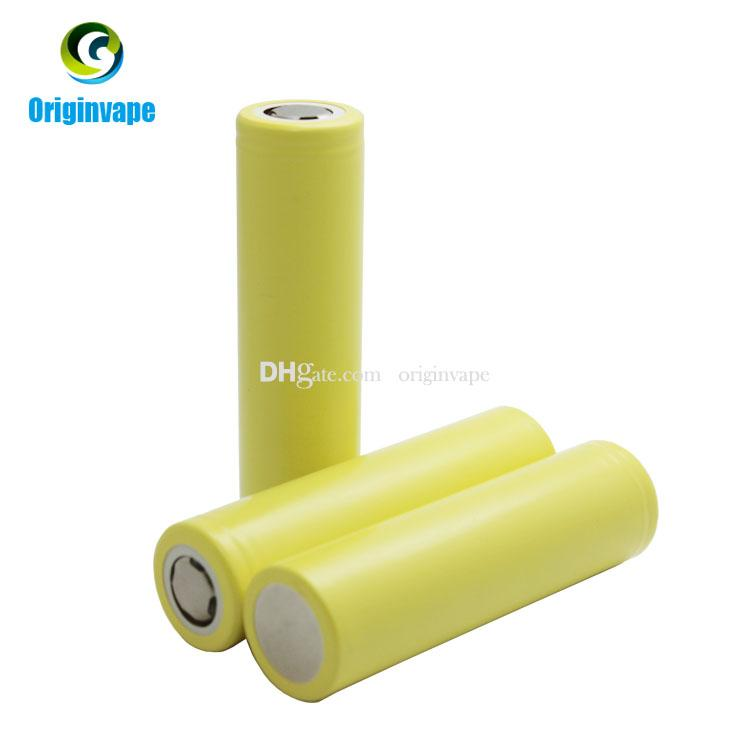 Authentic HE4 18650 Battery 2500mah 35A IMR Lithium Rechargeable Batteries Using Chem Battery Cell Fedex Free Shipping