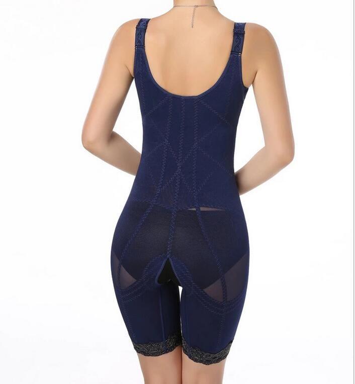 Wholesale-Plus Size Women Sexy Intimates Full Body Shaper Corset Underwear Postpartum Girdles Waist Training Corsets Butt Lifter Shapewear