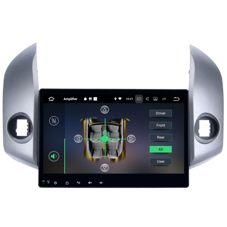 Autocardvdgps 10.2 android 7.1 auto car dvd gps for toyota rav4 2007 2011 with 2+16g ram  quad core hdmi 4k video wifi 4g gps navi radio rds bt 4.0 usb sd cars dvd