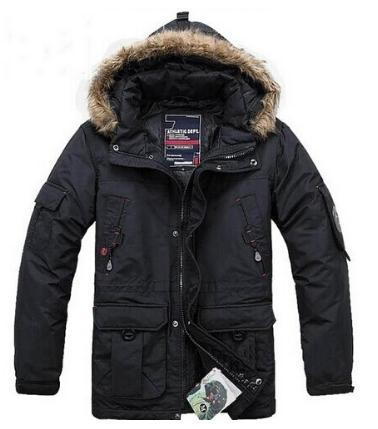 a34d73552 Best 2017 Winter Jacket For Men Down Parka Plus Size 5xl Warm Coat  Windproof Hooded Down Jackets Men Winter Coats Parkas Outdoor Under $65.33  | ...