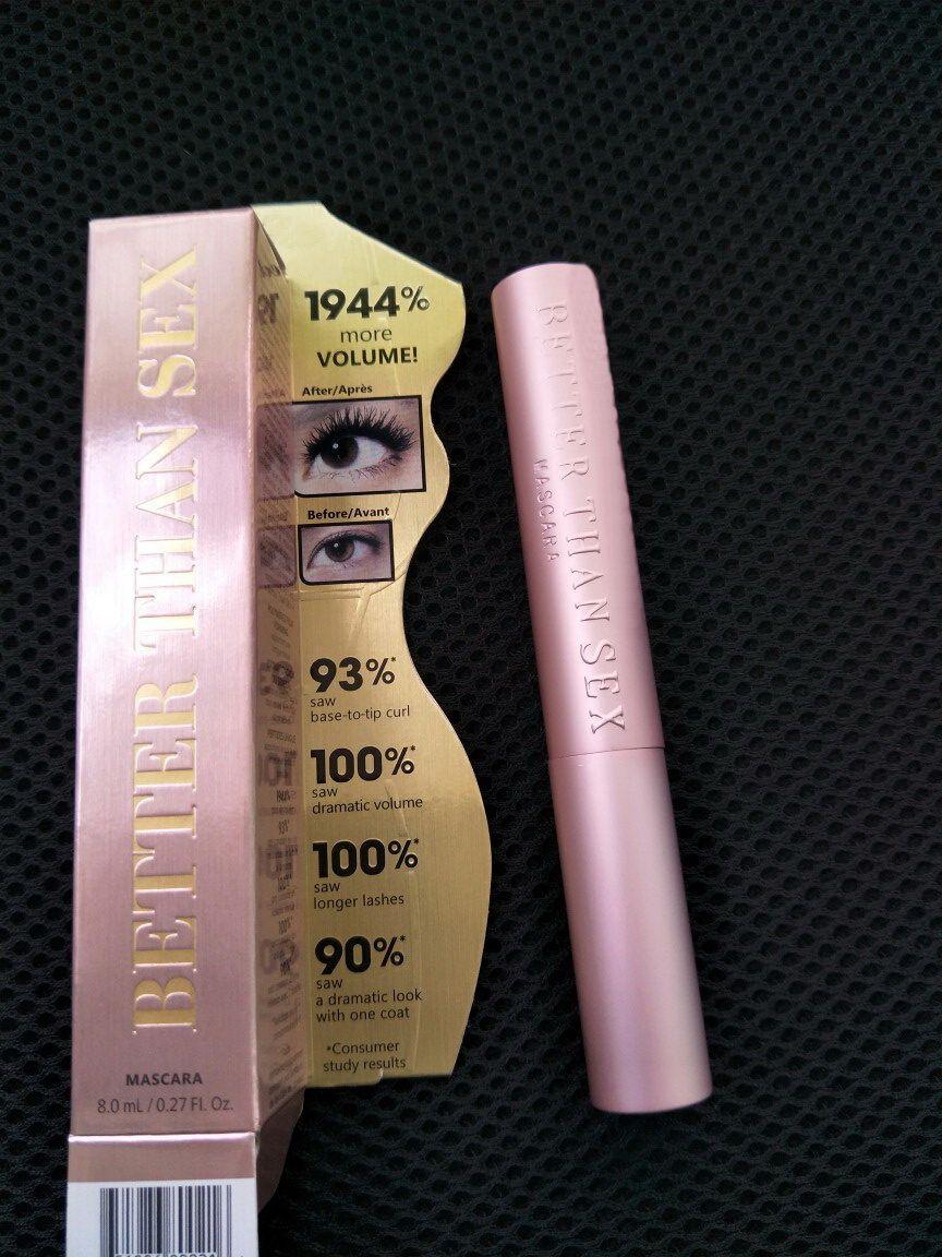 High-quality! new hot Faced Better Than sex Mascara Makeup LASH Mascara black Waterproof mascara 8ml ! dhl Free shipping