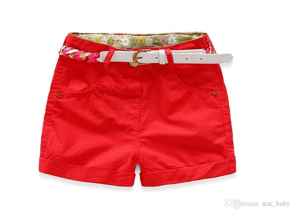 Cheap European American Baby Kids Clothing Boys Girls Shorts ...