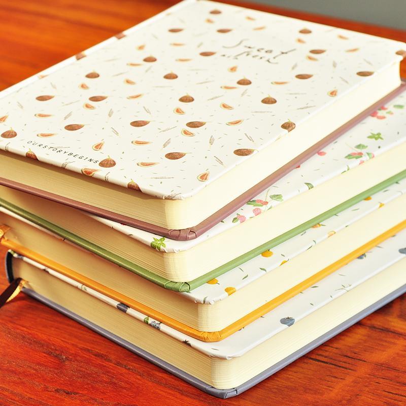 Großhandels-1PC reizende süße Notizbuch A5 Buch Papier Tagebuch Notizblock für Schule Student Schreibwaren Mode Geschenk CC