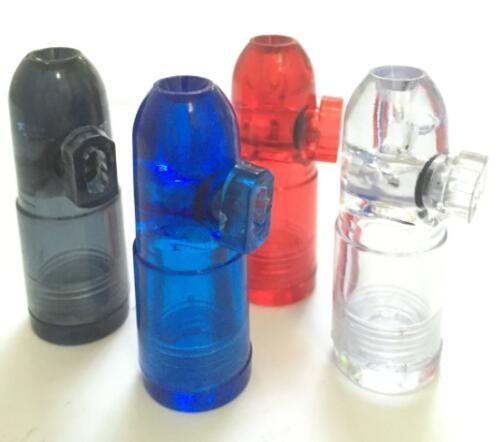 Snuff Bullet Бутылка Snorter Snuff Ракетный распылитель Sniff Табак Snorff и пластиковая бутылка Snorter Диспенсер для курения