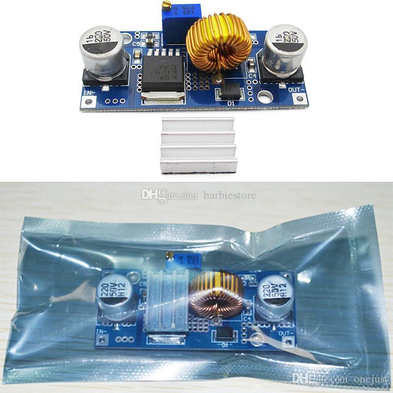XL4015 DC-DC Step Down Adjustable Power Supply Module LED Lithium Charger B00314 OSTH