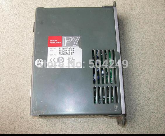Controlador PY2A015A3-AL, 90% de apariencia nueva y funciona bien