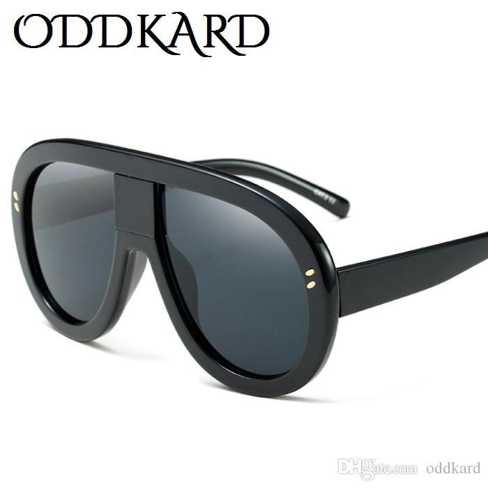 ODDKARD Марка роскошные современные модные солнцезащитные очки для мужчин и женщин горячие старинные дизайнерские очки премиум очки UV400