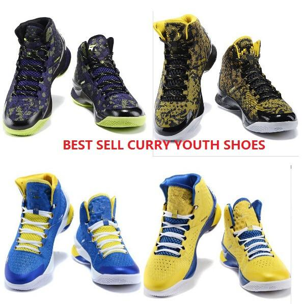 steph curry youth shoes Online Shopping