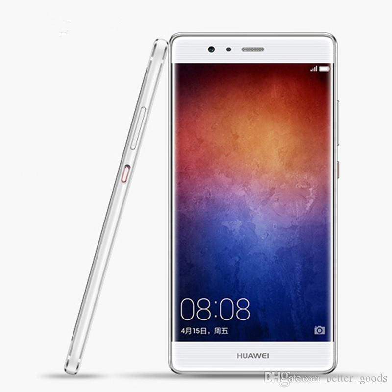 """الأصلي هواوي P9 زائد 4G LTE الهاتف الخليوي Kirin 955 Octa Core 4GB RAM 64GB 128GB ROM Android 5.5 """"AMOLED 2.5D زجاج الشاشة 12.0MP بصمات الأصابع معرف 3400mAh الهاتف المحمول الذكي"""