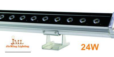 Applique da parete in alluminio da 24W con applique da parete per esterni, applique da parete con luce a LED