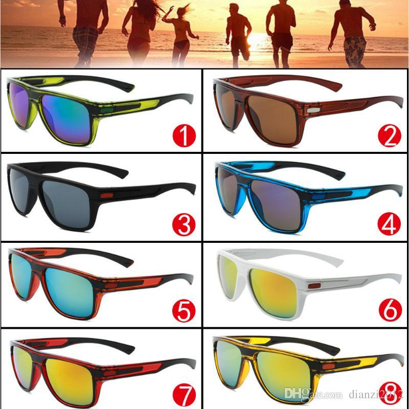 النظارات الشمسية الصيف احدث اسلوب الرجال دراجة النظارات الرياضية النظارات الشمسية انبهار لون النظارات الشهيرة تصميم النظارات الرياضية A +++++ حرية الملاحة