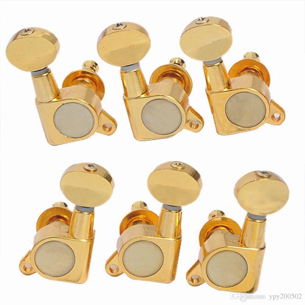 K - 804 bouton de corde de guitare ballade entièrement fermé Le bouton de cordes de guitare électrique Quasi bobines de cordes