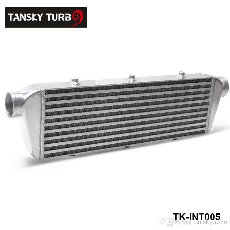 Tansky -New H G 550x180x65mm Universal Front Mount Turbo Ladeluftkühler für Honda Civic Nissan Toyota TK-INT005