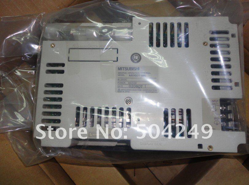 A850GOT-SBD-M3 HMI