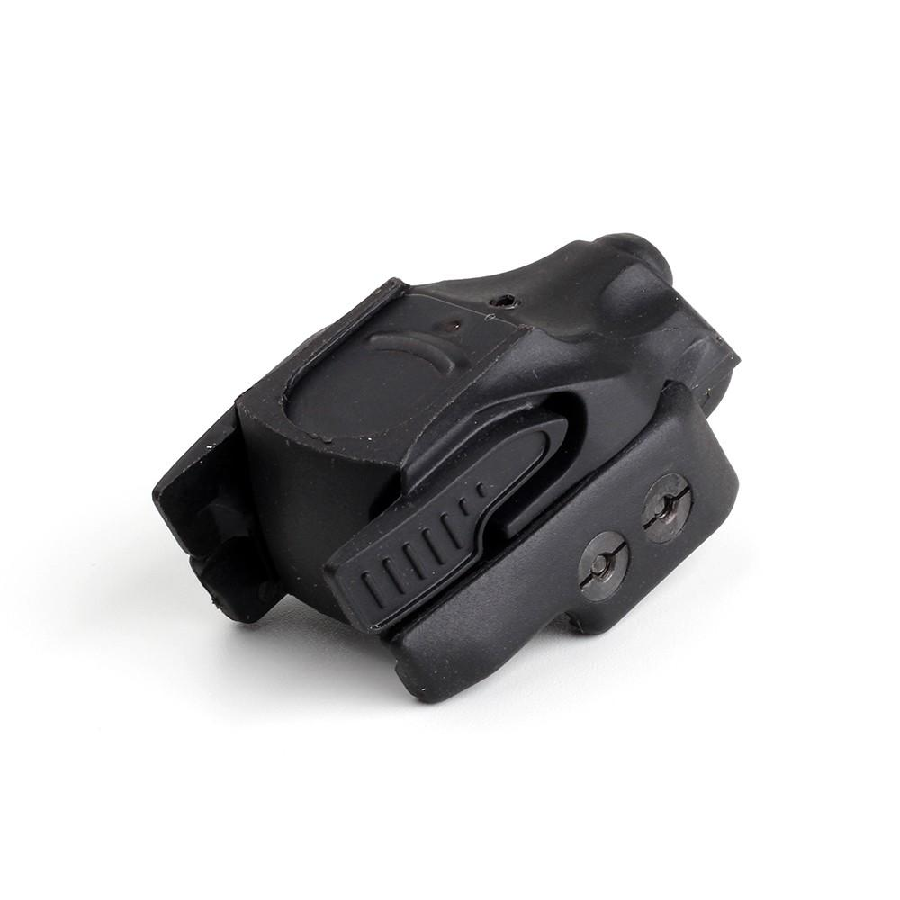 Hunting Tactical CMR-201 Rail Universal Micro Laser Sight For Rail-Equipped Pistol And Air Rifles Free Shipping (5)