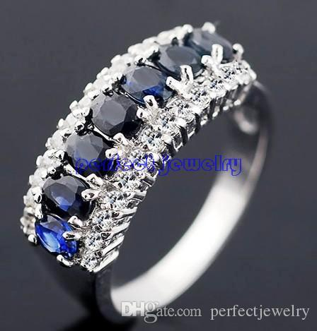 gemstone sapphire real about plated details ring image dbj itm sterling wide size is gold silver s loading