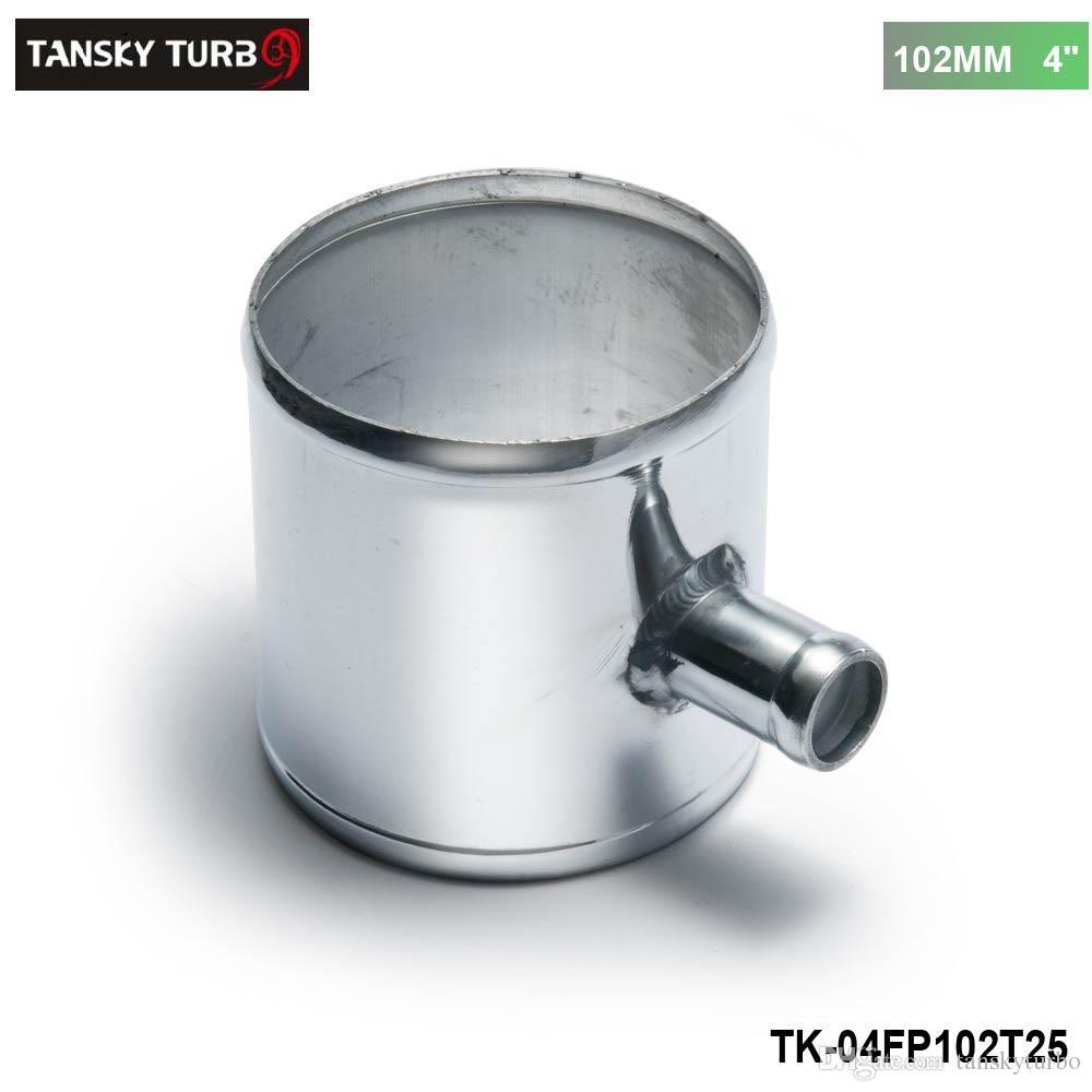 """Танский -NEW Универсальный ДФ Т-труба 102мм 4"""" на выходе 25 мм сдуть клапан Т Совместное адаптер ТК-04FP102T25"""