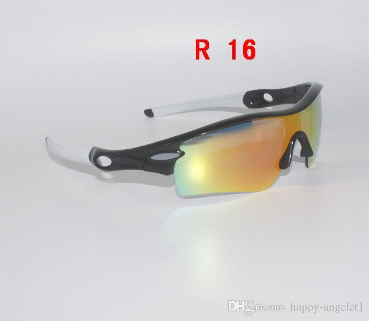 2017 Sale Eyewear Fashion Men Polarized Cycling Glasses Bicycle Sport Sunglasses 5 Lenses Box Oculos Bike Gafas